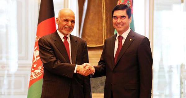 د افغانستان او ترکمنستان نوي اقتصادي خپلوي