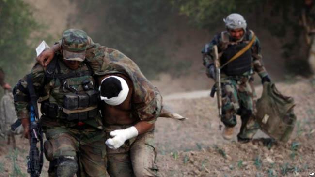 افزایش تلفات نیروهای امنیتی؛ ضعف حکومت یا قدرت طالبان؟