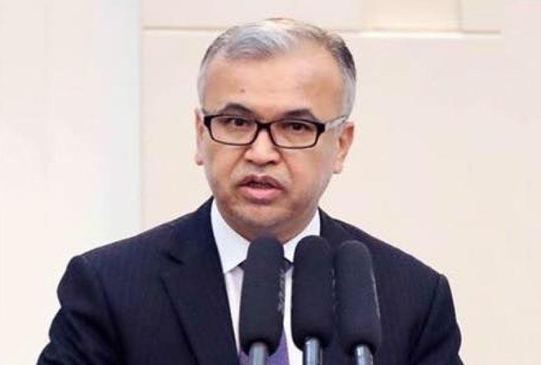 محمود بلیغ وزیر پیشین فواید عامه به عنوان والی دایکندی گماشته شد