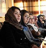 فُقدان فرهنگِ گفتمانِ زنان افغانستان